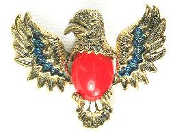 Gerrys eagle pin